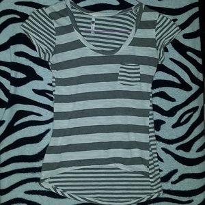 Striped t shirt size s